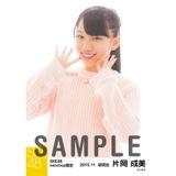 SKE48 2015年11月度net shop限定個別生写真 5枚セット 片岡成美