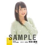SKE48 2015年11月度net shop限定個別生写真 5枚セット 和田愛菜