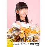 SKE48 2016年1月度net shop限定個別生写真「チアガール」 5枚セット 野島樺乃