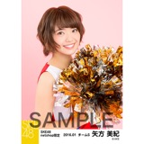 SKE48 2016年1月度net shop限定個別生写真「チアガール」 5枚セット 矢方美紀