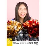 SKE48 2016年1月度net shop限定個別生写真「チアガール」 5枚セット 山田樹奈