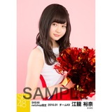 SKE48 2016年1月度net shop限定個別生写真「チアガール」 5枚セット 江籠裕奈