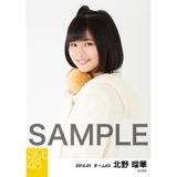 SKE48 2016年1月度個別生写真「冬服」5枚セット 北野瑠華
