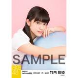 SKE48 2016年1月度net shop限定個別生写真「エクササイズ」 5枚セット 竹内彩姫