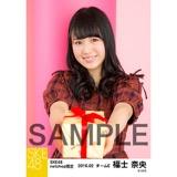 SKE48 2016年2月度 net shop限定個別生写真「バレンタインII」5枚セット 福士奈央