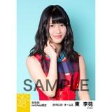 SKE48 2016年3月度 net shop限定個別生写真「レトロガーリー」5枚セット 東李苑