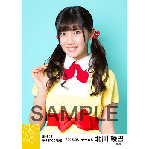 SKE48 2016年3月度 net shop限定個別生写真「レトロガーリー」5枚セット 北川綾巴