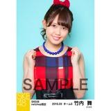 SKE48 2016年3月度 net shop限定個別生写真「レトロガーリー」5枚セット 竹内舞