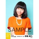 SKE48 2016年3月度 net shop限定個別生写真「レトロガーリー」5枚セット 野島樺乃