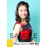 SKE48 2016年3月度 net shop限定個別生写真「レトロガーリー」5枚セット 松本慈子