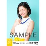 SKE48 2016年3月度 net shop限定個別生写真「レトロガーリー」5枚セット 北野瑠華