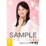 SKE48 2016年3月度 個別生写真「お花見」5枚セット 小畑優奈