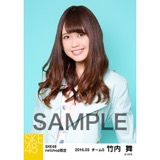 SKE48 2016年3月度 net shop限定個別生写真「春旅行」5枚セット 竹内舞