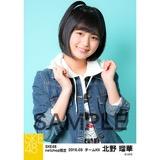 SKE48 2016年3月度 net shop限定個別生写真「春旅行」5枚セット 北野瑠華