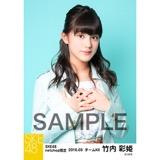 SKE48 2016年3月度 net shop限定個別生写真「春旅行」5枚セット 竹内彩姫