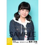 SKE48 2016年3月度 net shop限定個別生写真「春旅行」5枚セット 髙寺沙菜