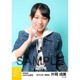 SKE48 2016年3月度 net shop限定個別生写真「春旅行」5枚セット 片岡成美