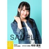 SKE48 2016年3月度 net shop限定個別生写真「春旅行」5枚セット 和田愛菜