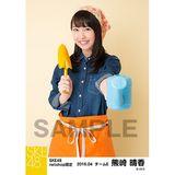 SKE48 2016年4月度 net shop限定個別生写真「お花屋さん」5枚セット 熊崎晴香