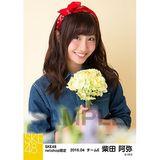 SKE48 2016年4月度 net shop限定個別生写真「お花屋さん」5枚セット 柴田阿弥