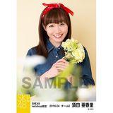 SKE48 2016年4月度 net shop限定個別生写真「お花屋さん」5枚セット 須田亜香里