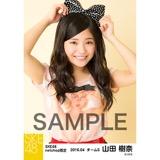 SKE48 2016年4月度 net shop限定個別生写真「水玉ガーリー」5枚セット 山田樹奈