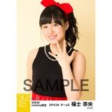 SKE48 2016年4月度 net shop限定個別生写真「水玉ガーリー」5枚セット 福士奈央