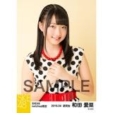 SKE48 2016年4月度 net shop限定個別生写真「水玉ガーリー」5枚セット 和田愛菜