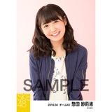 SKE48 2016年4月度 個別生写真「春ジャケット」5枚セット 惣田紗莉渚