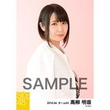 SKE48 2016年4月度 個別生写真「春ジャケット」5枚セット 高柳明音