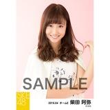 SKE48 2016年4月度 個別生写真「春ジャケット」5枚セット 柴田阿弥