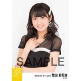 SKE48 2016年4月度選抜生写真「チキンLINE」 惣田紗莉渚