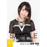 SKE48 2016年4月度選抜生写真「チキンLINE」 高柳明音