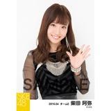 SKE48 2016年4月度選抜生写真「チキンLINE」 柴田阿弥