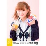 SKE48 2016年5月度 net shop限定個別生写真「アーガイル ニット」5枚セット 都築里佳