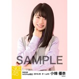 SKE48 2016年5月度 net shop限定個別生写真「アーガイル ニット」5枚セット 小畑優奈