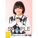 SKE48 2016年5月度 net shop限定個別生写真「アーガイル ニット」5枚セット 北野瑠華