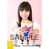 SKE48 2016年5月度 net shop限定個別生写真「アーガイル ニット」5枚セット 上村亜柚香