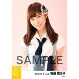 SKE48 2016年5月度 個別生写真「デニム制服」5枚セット 後藤理沙子