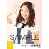 SKE48 2016年5月度 個別生写真「デニム制服」5枚セット 山田樹奈