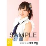 SKE48 2016年5月度 個別生写真「デニム制服」5枚セット 福士奈央