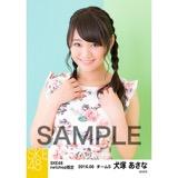 SKE48 2016年6月度 net shop限定個別生写真「初夏 ワンピース」5枚セット 犬塚あさな