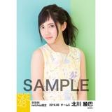SKE48 2016年6月度 net shop限定個別生写真「初夏 ワンピース」5枚セット 北川綾巴