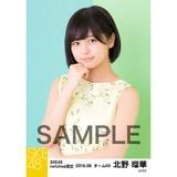SKE48 2016年6月度 net shop限定個別生写真「初夏 ワンピース」5枚セット 北野瑠華
