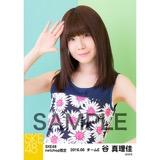 SKE48 2016年6月度 net shop限定個別生写真「初夏 ワンピース」5枚セット 谷真理佳