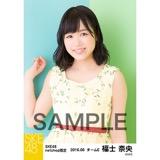 SKE48 2016年6月度 net shop限定個別生写真「初夏 ワンピース」5枚セット 福士奈央