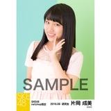 SKE48 2016年6月度 net shop限定個別生写真「初夏 ワンピース」5枚セット 片岡成美