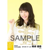 SKE48 2016年6月度 net shop限定個別生写真「奇跡は間に合わない」衣装5枚セット 熊崎晴香