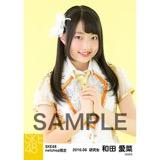 SKE48 2016年6月度 net shop限定個別生写真「奇跡は間に合わない」衣装5枚セット 和田愛菜