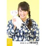 SKE48 2016年6月度 個別生写真「レインウェア」5枚セット 犬塚あさな